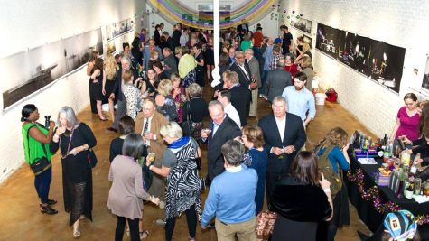 Hammond Regional Arts Center has previously held similar cocktail events to capture the essence of Mardi Gras. This year's 'Art of the Cocktail' event on Feb. 7 will embody a 'Roaring 20s' theme.