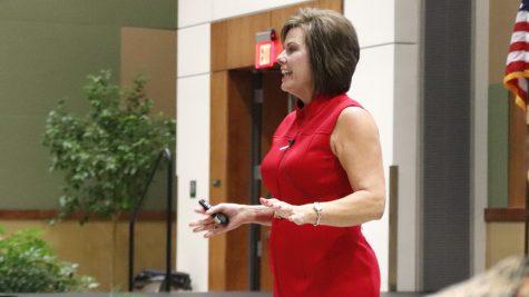 Ledet shares tips to be a great leader