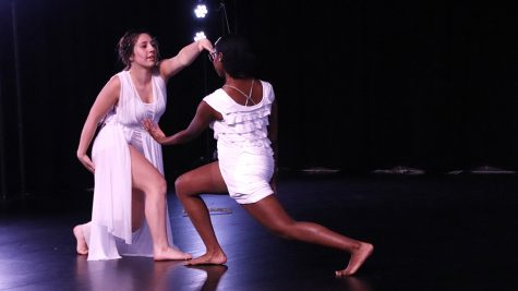 Dance company prepares for spring performance