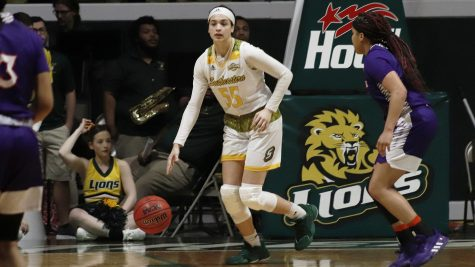 Freshman guard Hailey Giaratano scored four points and three assists in the win over Northwestern State University. Southeastern's next match up is on the road on March 4 against Central Arkansas University.
