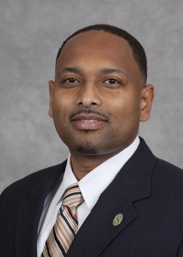 Vice President for Student Affairs  Dr. Eric Summers.