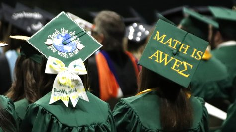 Last semester's commencement ceremony proceeded with no knowledge of what was to come the following semester. The university notified Spring 2020 graduates that commencement will be postponed and no longer be held in May due to the current social limitations.