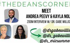 Dean's Corner: Meet representatives from University Health Center