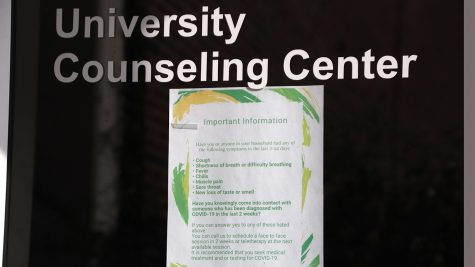 The University Counseling Center has been providing telemental health counseling since the start of the pandemic. Counselors were trained specifically in telemental health to start the virtual service.