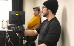 """The Southeastern Channel's show """"College Night"""" won Best Video Comedy from College Broadcasters, Inc. The Department of Communication and Media Studies provides students an opportunity to work in a professional environment through avenues such as the Southeastern Channel."""
