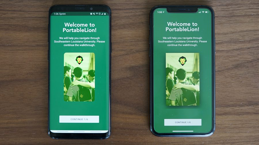 The+full+version+of+the+PortableLion+app+launched+in+August+following+the+beta+launch+in+January.+The+app+includes+features+that+students+can+use+to+track+the+shuttle+buses%2C+keep+track+of+campus+news+and+stay+up-to-date+with+emergency+alerts.+They+can+also+access+resources+such+as+Moodle+and+LEONet.