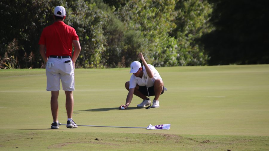 When the NCAA cancelled the 2020 Spring golf season, head coach Jake Narro made sure the team focused more in the classroom. Narro would often times make the team scrimmage one another to stay in shape over the offseason.