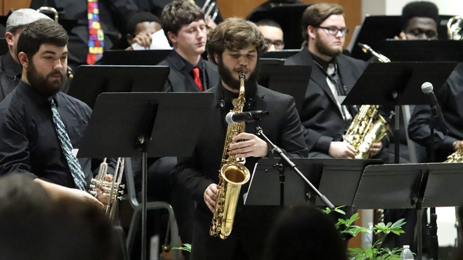 An Evening of Jazz was held on February 16, 2020. The university's Music Department hosts a variety of jazz events throughout the year.