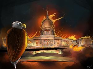 Capitol storming is a symptom of a larger problem