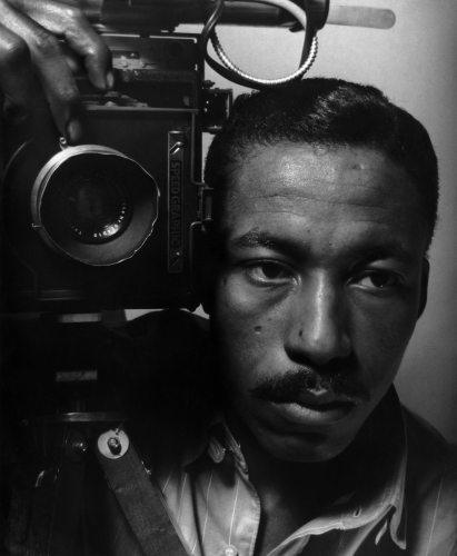 Breaking Barriers Behind the Camera: The Gordon Parks Story