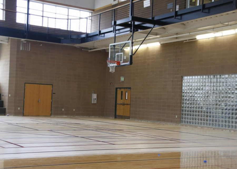 Over the next three years, the REC will replace the floors of the three other courts. Once completed, it will mark the first time since the REC's opening that the courts were replaced.