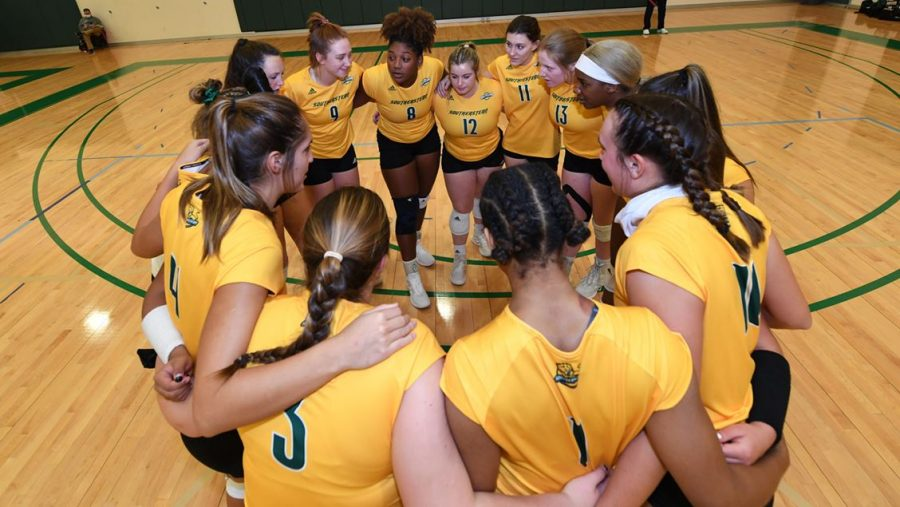 The Lady Lions volleyball team kicked off their 2021 season with splitting a weekend series with the University of Southern Miss. Head coach Jeremy White looks to improve on his 2019 campaign.