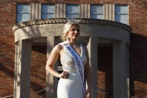 Miss SLU 2021 Lily Gayle will be competing in the Miss Louisiana pageant as Miss Green and Gold. Janine Hatcher will compete at the state pageant as Miss Southeastern 2020 since the competition was postponed last year.