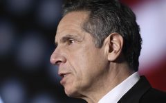 Andrew Cuomo, New York Governor.