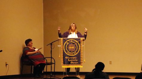 Unity Poetry Slam dicsusses concept of peace
