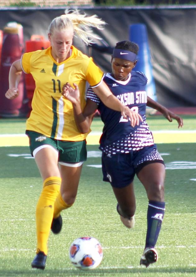 Soccer maintains strength, vigor and tempo in season opener