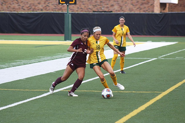 Lady Lions and Monroe Warhawks share the spoils in the last game before conference play