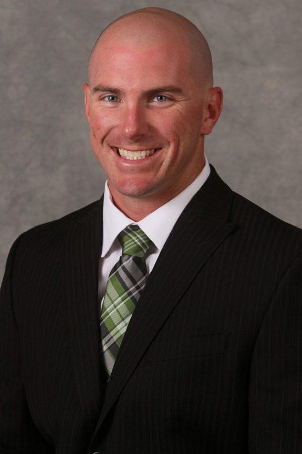 Baseball Head Coach Matt Riser signs three year contract extension