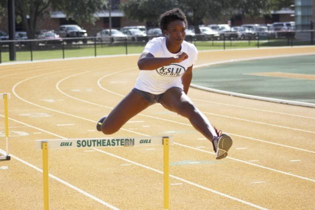 Track and field team looking for fresh start with newcomers