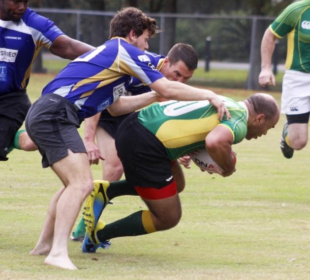 Rugby alumni honor club's 50th anniversary