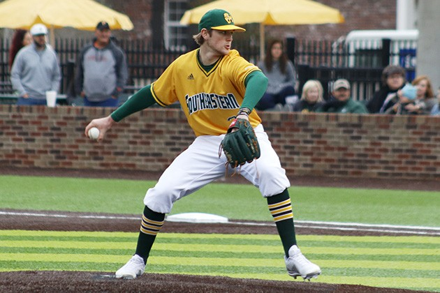 Baseball withstands the competition of alumni