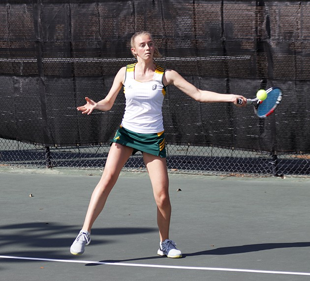 Tennis looks to ace conference preparation
