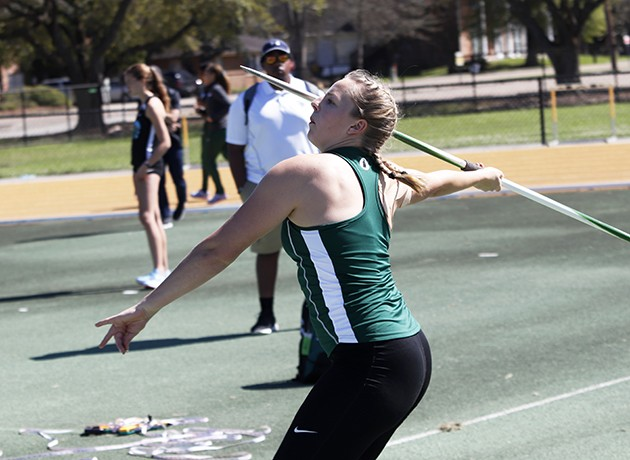 Track and field open outdoor schedule