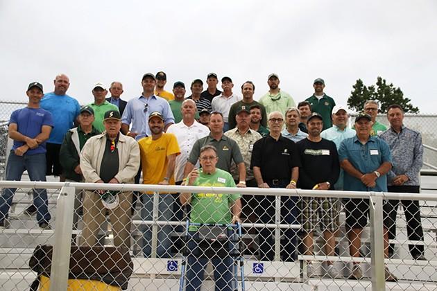 Baseball clinches series over Nicholls on Alumni Day