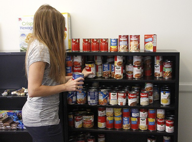 Pantry helps flood victims