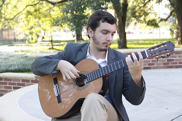 Guillory studies music with Grammy-winner