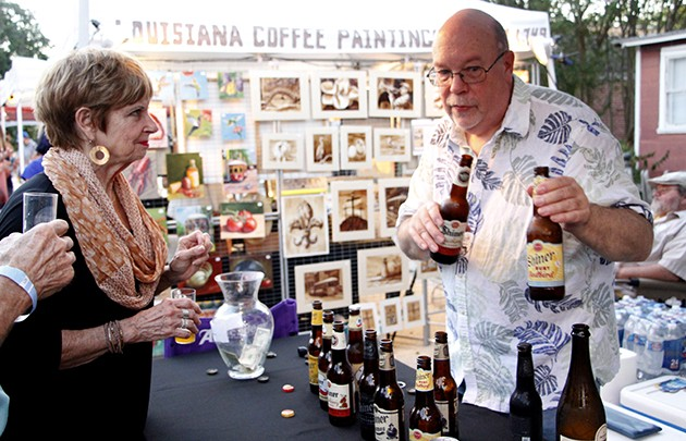 HRAC keeps traditions during 7th Brews Arts Fest