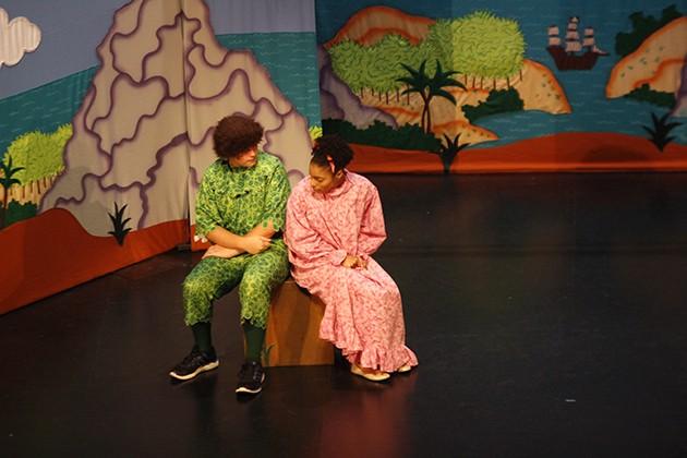 Missoula Theatre flies to Columbia