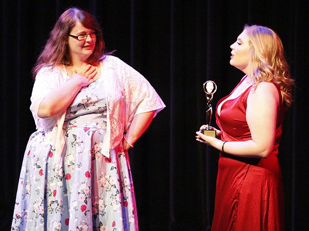 Vonnies aims to celebrate all members of APO and theatre department