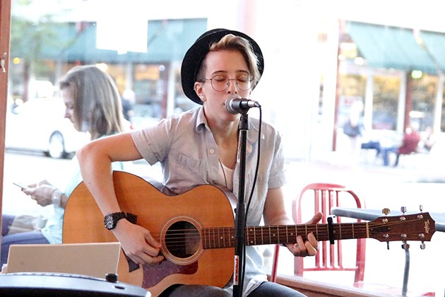 Rediscovery through local acoustic sets