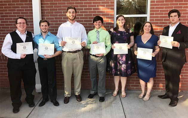 Students procure finalist status at NATS