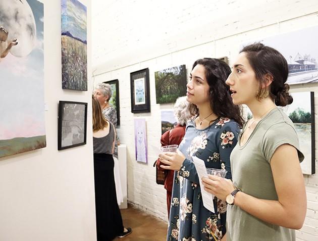 The Hammond Art Guild celebrates over five decades of unity and creativity