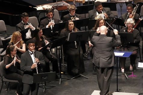 Wind Symphony ends its concert season