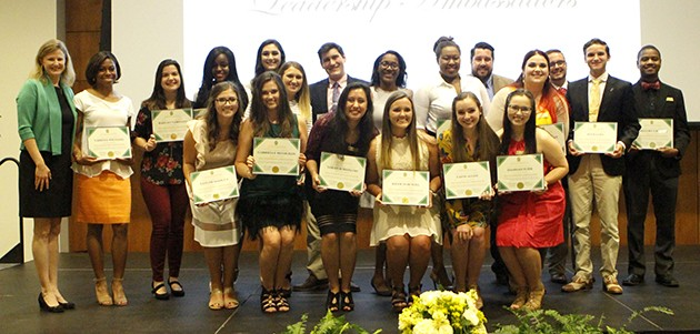 DSA honors students for excellence at Convocation