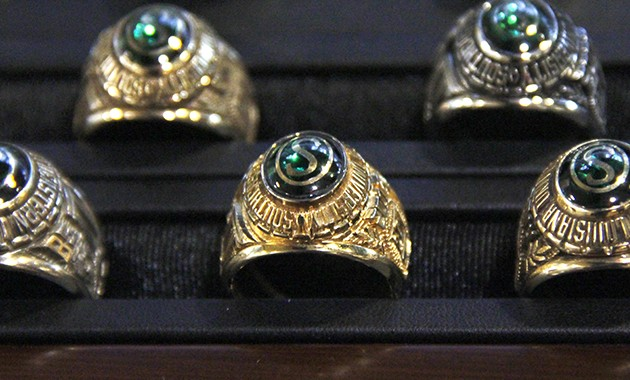 Class rings are now on sale in bookstore