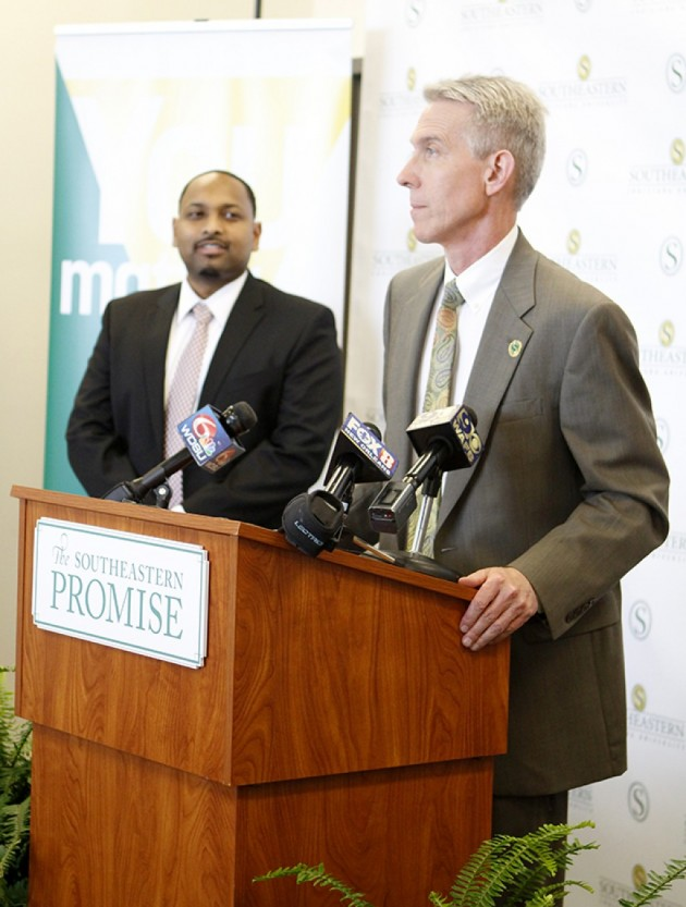 The Southeastern Promise to implement rate freeze for incoming freshmen