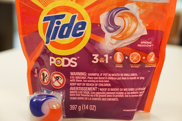 The dangers of the Tide Pod Challenge
