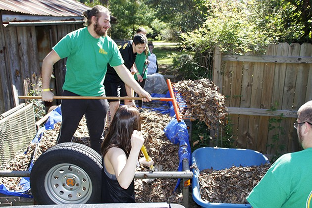 Annual community service event continues