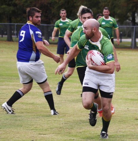 Alumni and former players of the university rugby club participated in a match for the club's 50th anniversary. Now, the rugby team is recruiting for an upcoming season.