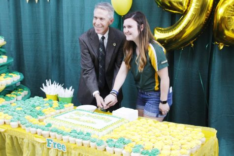 The university celebrates its 93rd birthday this year. The institution began as Hammond Junior College in 1925 and has grown through the years to its current state.