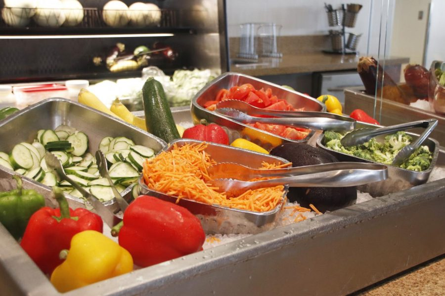 The university Dining Services attempts to reduce food waste through the food management process. Globally, a large amount of food from household restaurants and cafeterias goes to waste because of improper food waste management.
