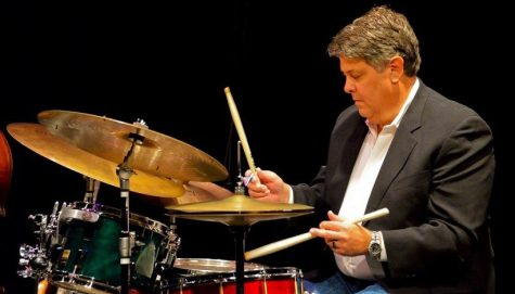 Michael Brothers shares over 40 years of drumming experience, along with his expertise with other percussion instruments, with his students as an instructor of jazz studies, percussion and drumline.