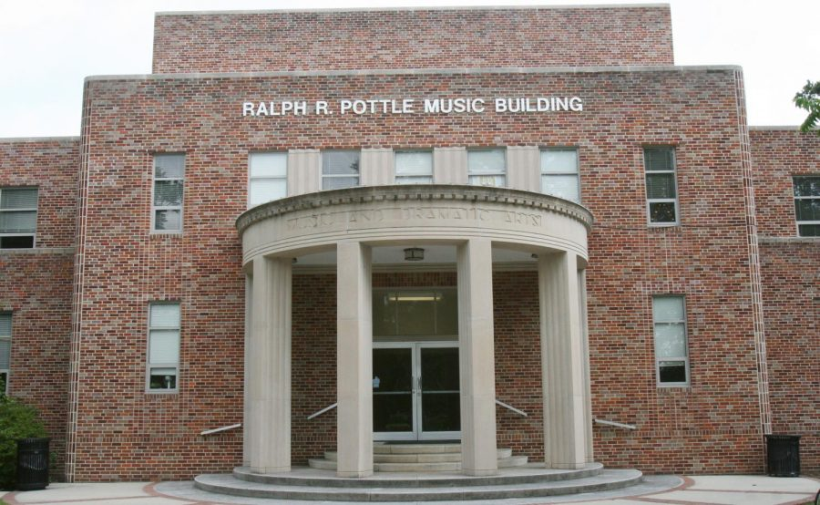 The+Pottle+Music+Building+is+named+after+Ralph+R.+Pottle+Sr.+who+first+developed+the+university%E2%80%99s+music+program.+The+university+was+then+still+known+as+Southeastern+Louisiana+College.+