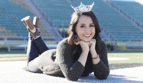 2018 Miss Southeastern Alyssa Kate Larose, a junior elementary education and special education major, will crown her successor on Nov. 30. Larose aimed to use her reign to further the influence of the crown.
