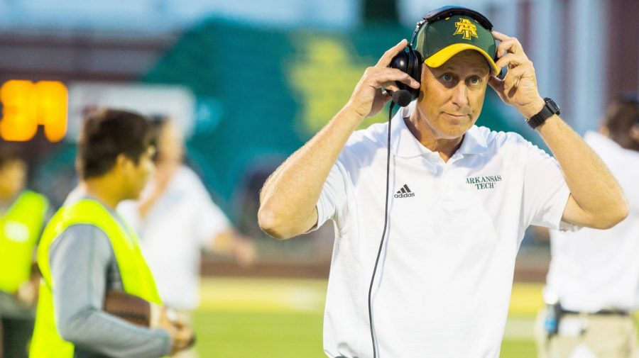 Raymond Monica has been hired as the assistant head coach of football for the next season. Monica was previously the head coach at Arkansas Tech University and has been coaching for 32 years.
