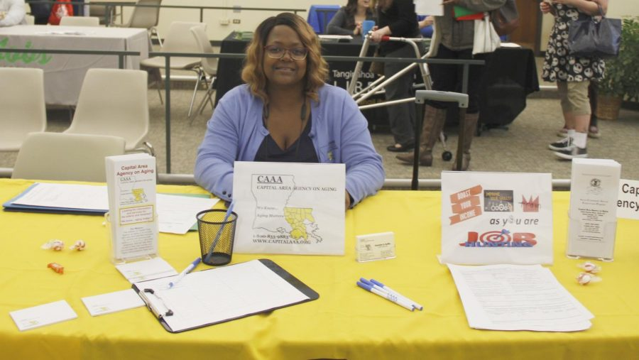 The Employment Fair for Individuals with Disabilities aimed to increase opportunities for people with disabilities and showcase their capabilities. The event was a joint effort by Lions Connected and the Florida Parishes Human Services Authority.